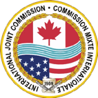International Joint Commission Badge
